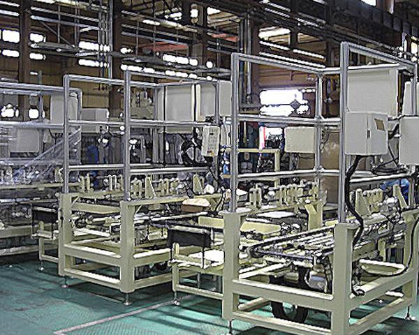 機械装置設計・製作