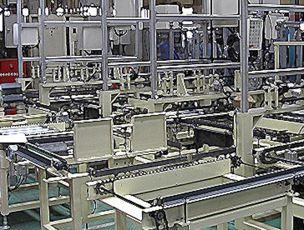 生産設備設計・組立