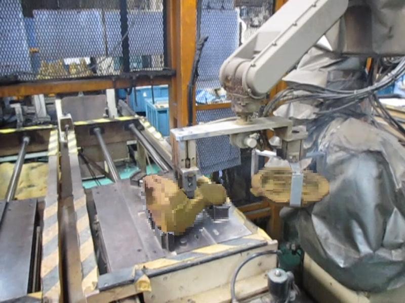 ロボット設備